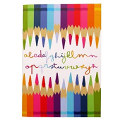 A6 Writing Doodle Book - Art - 48 Pages - 6 X 4 - by Quire