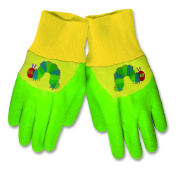 World of Eric Carle, The Very Hungry Caterpillar Latex Dipped Gardening Gloves by Kids Preferred