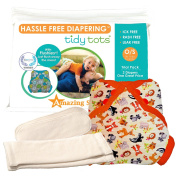 Tidy Tots Nappies Hassle Free 2 Nappy Forest Friends Covers