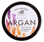 Pre de Provence Argan Lavender Body Butter, 200 ml, 6.7 Ounce