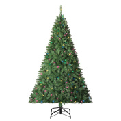 1.8m Boulder Mountain Pine Artificial Christmas Tree