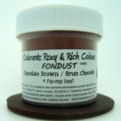 Powder Colour - Chocolate Brown