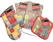 Home Collection Barbecue Kitchen Linen Set