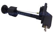 Fuel Gauge / Fuel Metre Assy for Yamaha Outboard Motor 12L 24L External Fuel Tank 6YJ-24260-00 6Y1-24260-12