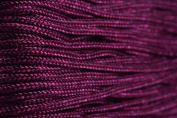 95 Cord - Burgundy - Type 1 Cord - 30m on Plastic Winder - Bored Paracord Brand