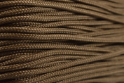 95 Cord - Coyote Brown - Type 1 Cord - 30m on Plastic Winder - Bored Paracord Brand