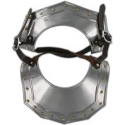 Armour Gorget Neck Plate 18 Gauge Steel