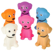 Rubber Puppies - 12 per pack