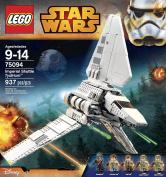 Star Wars LEGO 937 PCS Imperial Shuttle Tydirium Bike Box Building Toys