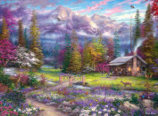 Buffalo Games Inspirations of Spring by Chuck Pinson Jigsaw Puzzle