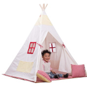 Free Love @ one window okids play tent indian teepee children playhouse children play room teepee