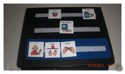 NEW 156 Colour Picture Exchange Communication (PECS) Book 4 children with Autism