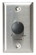Lowell 25LVC Volume Control - Stainless Steel