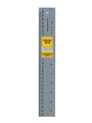 Alumicolor Ludwig Precision Aluminium Straight Edge, 60cm