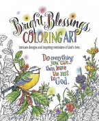 Bright Blessings Colouring Art