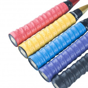 Senston New Racket Grip Anti Slip Perforated Super Absorbent Tennis Overgrip badminton Overgrip.