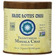 Blue Lotus Traditional Masala Chai - Makes 100 Cups! (90ml) Thank you for using our service