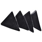 Tinksky 15*7.5cm Non-Slip Area Rug Pad , Non-Slip Rug Gripper - 4 pcsset