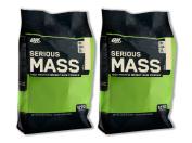 Serious Mass - Vanilla - 5.4kg