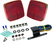 SeaSense Square LED Trailer Tail Light Kit