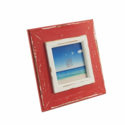 Art Deco Home - Photo Frame, Wood 13x13 cm
