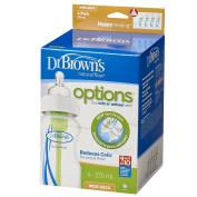 Dr Brown's Options Wide Neck Bottle