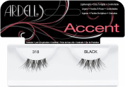 Ardell Duralash Accents False Eyelashes - #318 (Pack of 6) by Ardell
