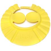 Bath Shower Cap - TOOGOO(R) Baby Infant Kids Children Toddler Shampoo Bath Shower Cap Hat Wash Hair Shield Yellow