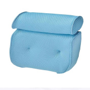 NRS Home Spa Bath Pillow with Neck Rest and Support
