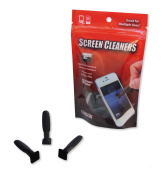 Carson C6 Disposable Screen Cleaner with Nano Particle Cleaning Formula