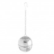 Stainless Steel Kitchen Ball Strainer Tea Leaf Spice Perfume Infuser