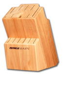 Miracle Blade Miracle Block For Iii Series Knives Wood Colour