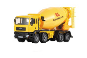 Drasawee 1:50 Cement Mixer Toy High Simulation Model For Boys