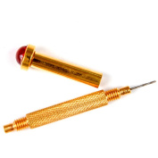 1PCS Hand Drill Dangle Pierce Piercing Nail Art UV Gel Acrylic Tips Tool For Manicure Salon Use