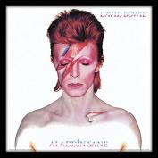 David Bowie - Aladdin Sane Framed Album Cover Print