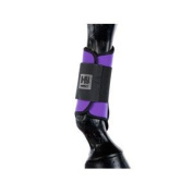 HyIMPACT Brushing Boots (choose from a range of colours and sizes small, medium or large) - can be used on fore or hind legs