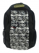 Star Wars Urban Children's Backpack, 35 cm, 8.5 Litres, Black