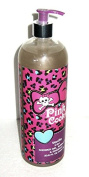Pink Cookie Vanilla 3-In-1 Shower Gel, Bubble Bath & Shampoo 1000ml