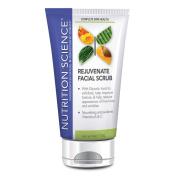 Nutrition Science Rejuvenate Facial Scrub