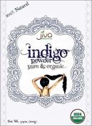 Jiva USDA Organic 100% Pure Indigo Powder 100 Gramme - Ecocert Certified