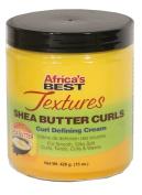 Africa's Best Textures Shea Butter Textures Shea Butter Curls Defining Cream 440ml