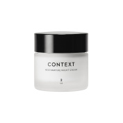 Context Restorative Night Cream - Vitamin C, Anti Wrinkle, Collagen and Elastin, Anti Ageing, Removes Fine Lines, Healthy Ingredients
