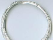 22 gauge .999 Fine Silver Jewellery Wire Soft Temper 1.5m