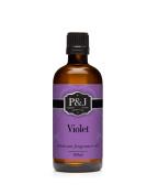 Violet Fragrance Oil - Premium Grade Scented Oil - 100ml/3.3oz
