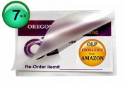 Qty 500 7 Mil Credit Card Laminating Pouches 2-1/8 X 3-3/8 Hot Laminator Sleeves by Oregon Lamination Premium