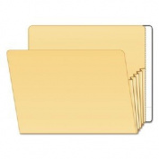 Tabbies 55993 File Folder End Tab Converter Extenda Strip, 3.25 x 9.5 - White