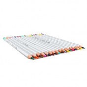 72-colour Pixnor Fine Art Coloured Pencils/ Drawing Pencils for Sketch/ Secret Garden Colouring Book