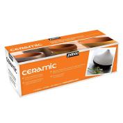 Ceramic 080000 Pebeo Initiation Enamel Effect Colours (Set of 10), 45 ml, Assorted
