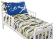 Fizzy Camo Toddler Bedding