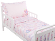 Fizzy Butterfly and Flower Toddler Bedding